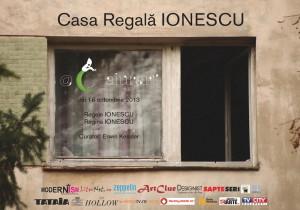 2013_10_16 Casa Regala Ionescu la Aiurart Afis Web